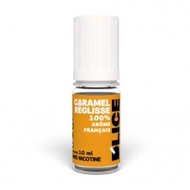 DLICE Caramel Reglisse - 10ml