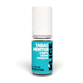 DLICE Tabac Menthe - 10ml