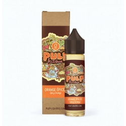 Pulp Kitchen - Orange Epicée 50ml