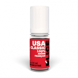 DLICE Tabac USA Classic - 10ml