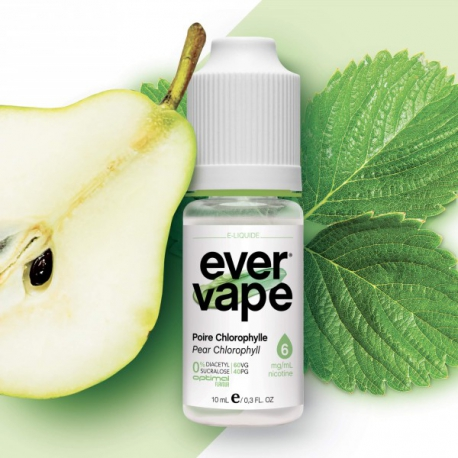 Ever Vape - Poire Chlorophylle