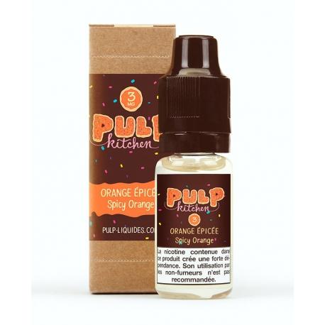 Pulp Kitchen - Orange épicée
