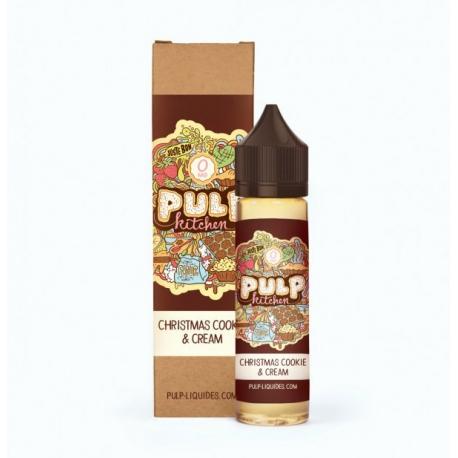 Pulp Kitchen - Christmas Cookie & Cream 50ml