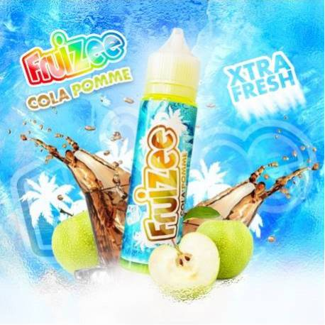 Fruizee -Cola Pomme
