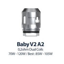 SMOK - Résistances TFV8 Baby V2 (A2)