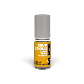 DLICE Rhum Vanille - 10ml