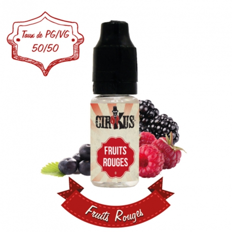 CirKus Fruits Rouges