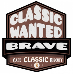 Classic Wanted - Brave