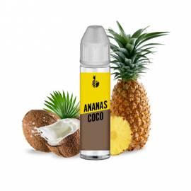 LES DUOS - Ananas Coco
