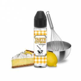 VAPE STORE - Tarte au citron - 30 ou 60 ML